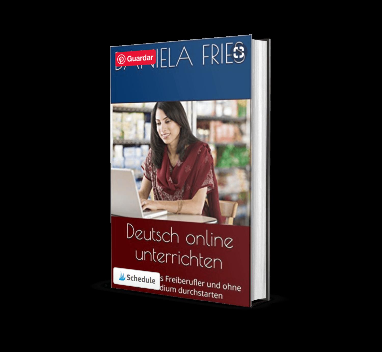 Deutsch online unterrichten